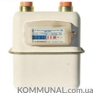 Счетчик газа Визар G2.5